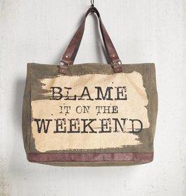 Mona B LLC Blame Weekender