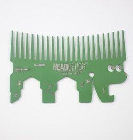 Zootility Tools Headgehog Wallet Comb