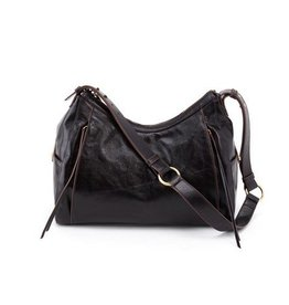 hobo Horizon Shoulder Bag - Black