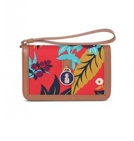 Spartina 449 Little Bermuda Yacht Club Phone Wristlet