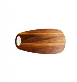 nora fleming NF Walnut Tasting Board