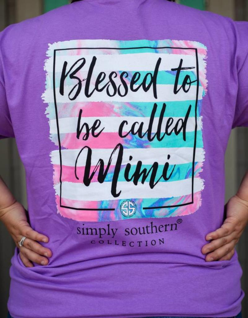 deb3c71a Blessed Mimi Tee - the busy b