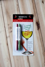 Corkpops Wine Writers - Red & Green