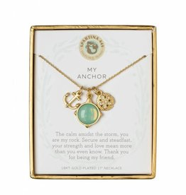 Spartina 449 Sea La Vie Charm Necklace - My Anchor