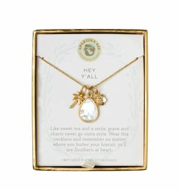 Spartina 449 Sea La Vie Charm Necklace - Hey Y'all