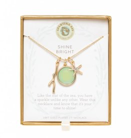 Spartina 449 Sea La Vie Charm Necklace - Shine Bright