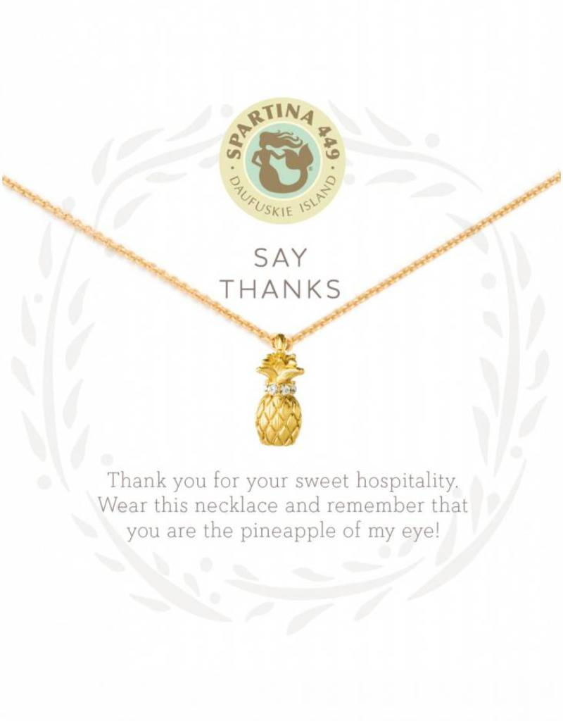 Spartina 449 Sea La Vie Necklace- Say Thanks