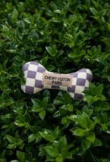 Lrg-Checker Chewy Vuiton Bone