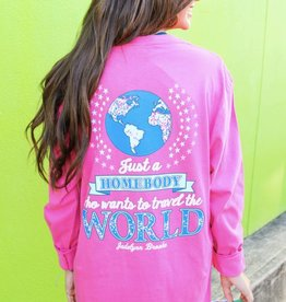 Jadelynn Brooke Homebody Long Sleeved Tee