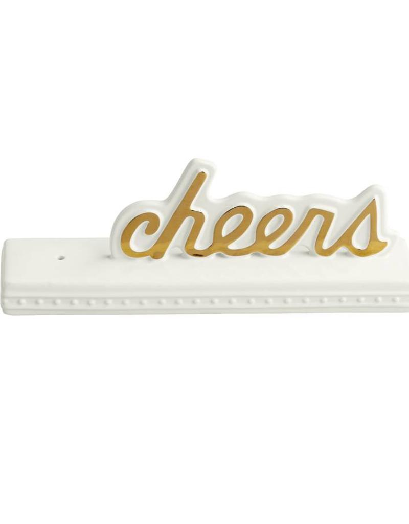 nora fleming NF Cheers Sign