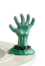 nora fleming Zombie Hand Mini A210