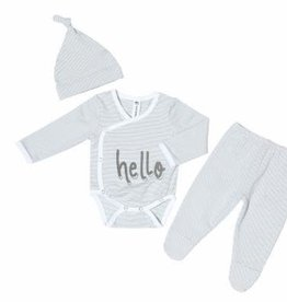 Organic Cotton Newborn Gift Set