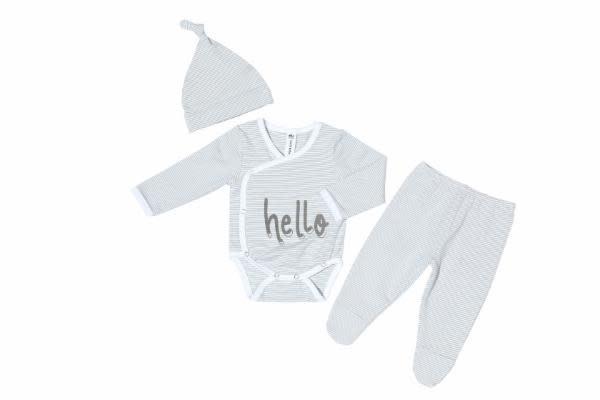 Organic Cotton Newborn Gift Set