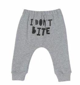 Organic Cotton Lightweight Terry Graphic Pants