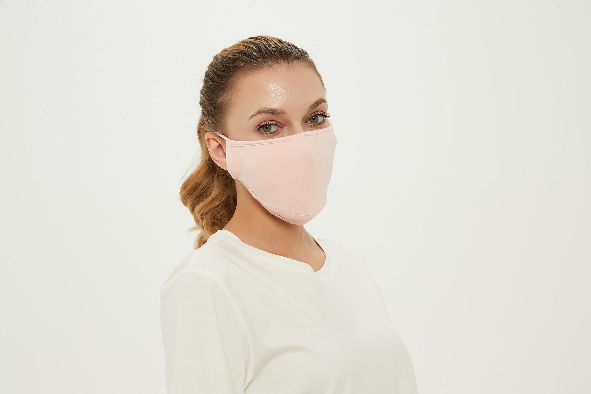 Organic Bamboo Face Mask