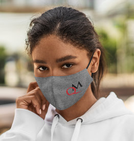 Queen Mary Bamboo Face Mask QM Logo