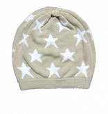 Knit Bamboo Star Beanie