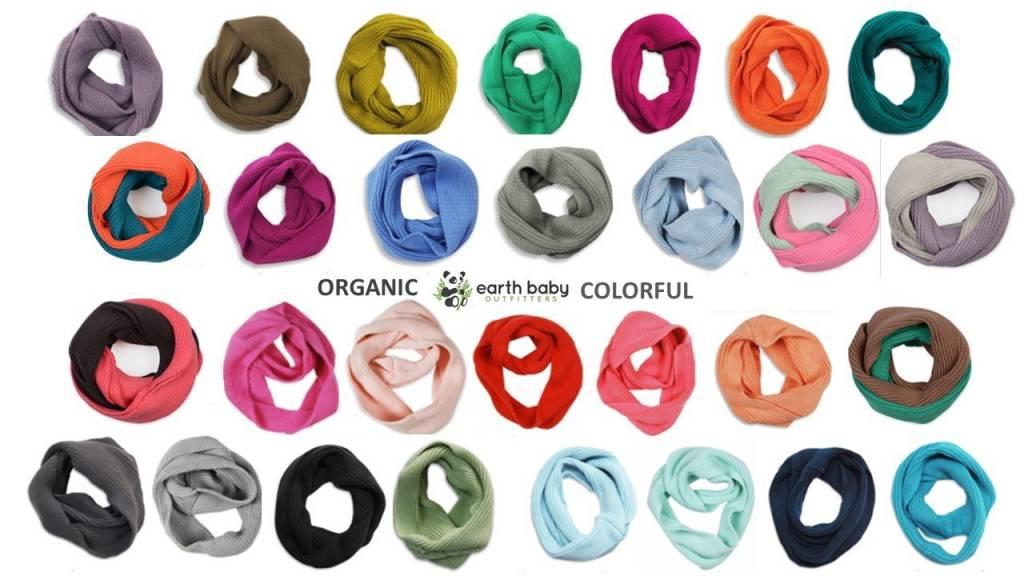 Organic Cotton Scarf