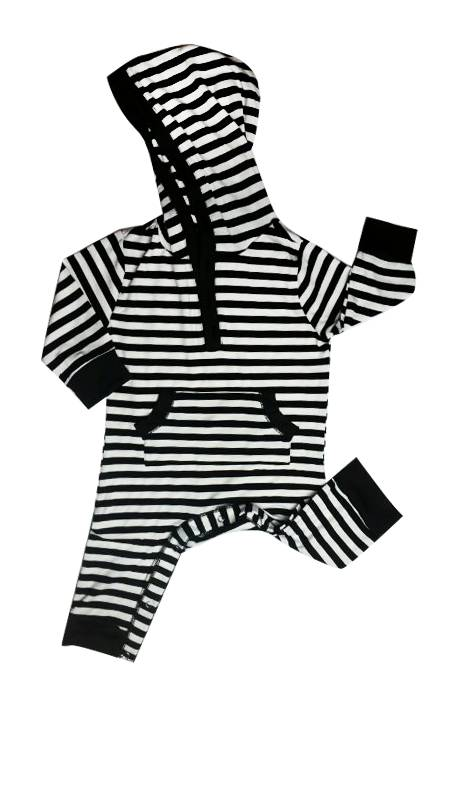 Bamboo Long Sleeve Hoodie Coverall