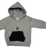 Organic Cotton Star Hoodie 2 Piece Set