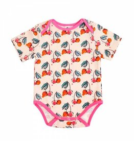Digital print Bamboo Organic Cotton Blend Onesie