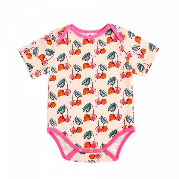e6809fda0 ... Digital print Bamboo Organic Cotton Blend Onesie ...