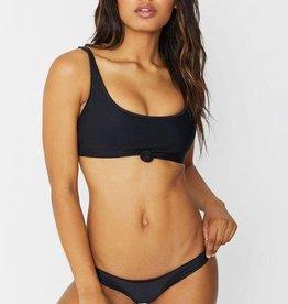 Frankies Bikinis Greer Ribbed Top