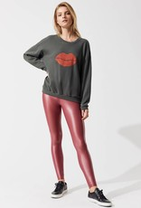 LNA Clothing Lip Service Sweatshirt