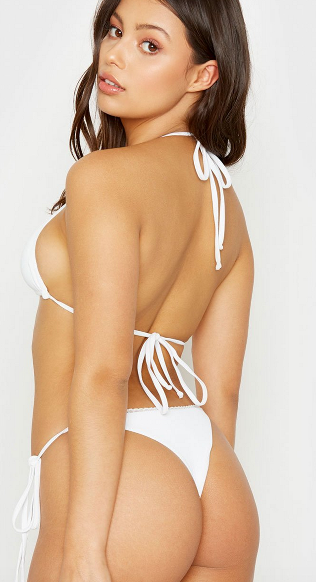 Frankies Bikinis XO Top
