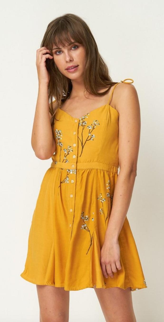 Rue Stiic Palmdale Mini Dress