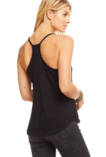 chaser Cotton Basic Layering Seamed racer Cami