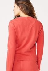 Monrow Slouchy Sweatshirt