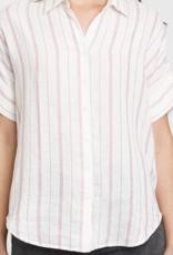 Pistola Avery Cuffed Button Up Shirt
