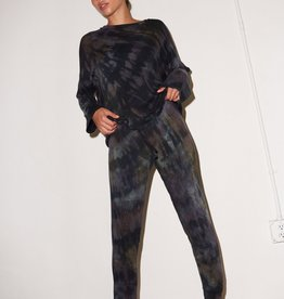 LNA Clothing Army Dye Sweater