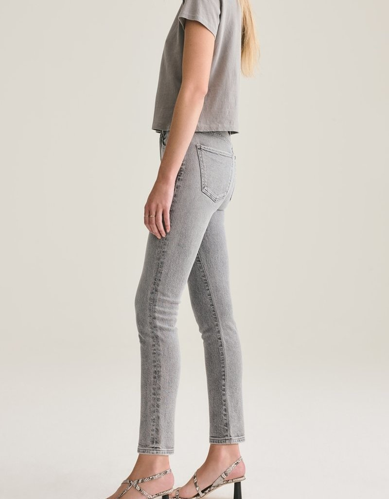 Agolde Toni Mid Rise Straight Leg Jean