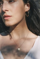 Amanda Hunt Georgia Necklace Bronze