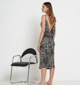Aila Blue Diana Dress Cheetah