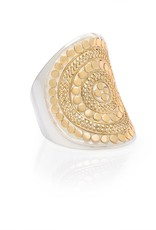 Anna Beck Classic Saddle Ring
