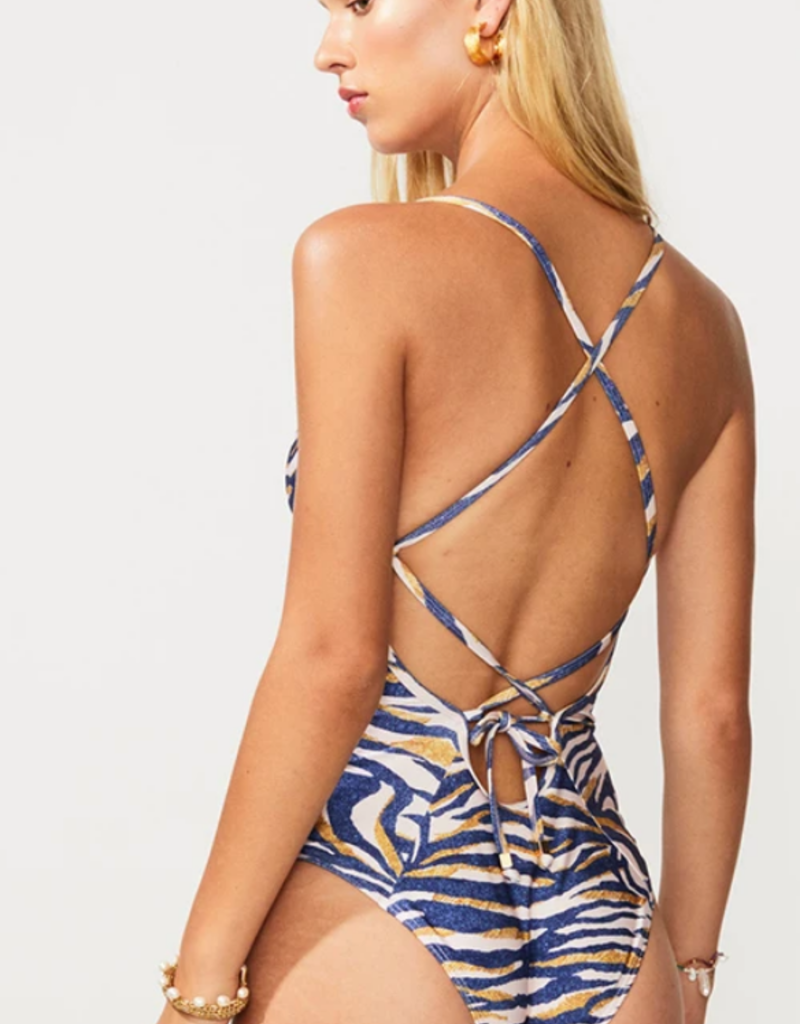 Suboo Into The Wilds Lace Back One Piece