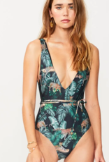 Suboo Xenia Belted One Piece