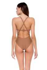 Jade Swim Asterik One Piece