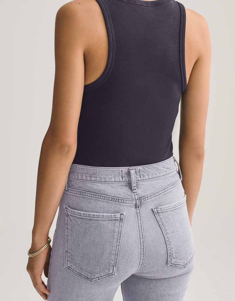 Agolde Rib High Neck tank