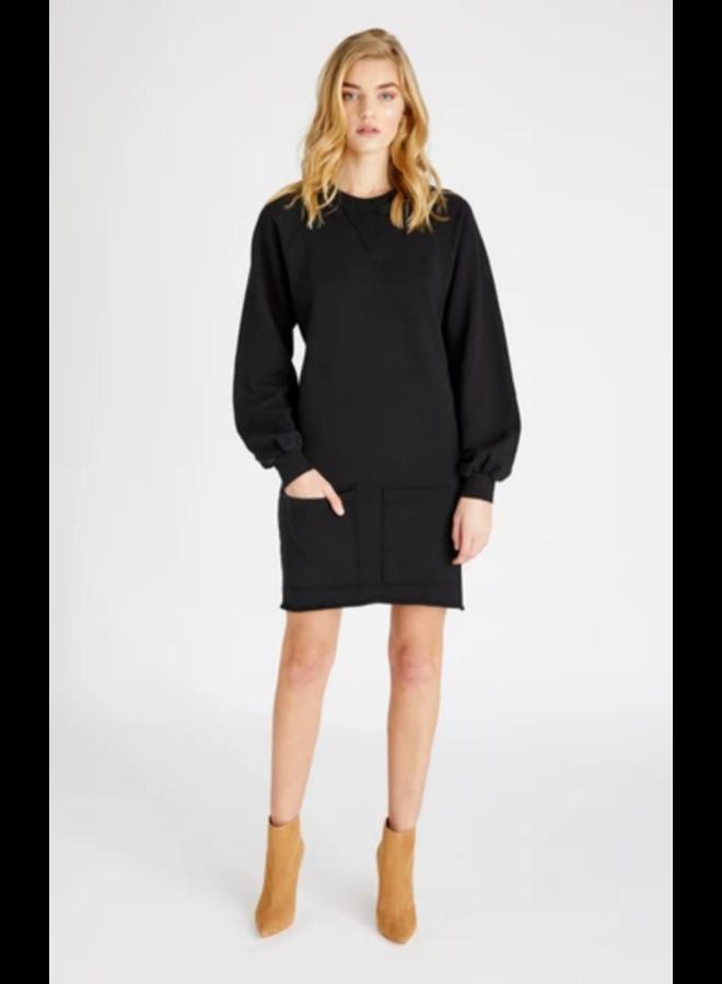 Winona Dress Black