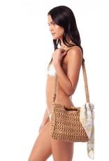 Rhythm Tiki Clutch Bag