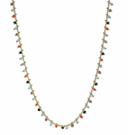 Sprinkles Chain Necklace