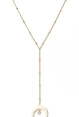 Baque Lar Necklace Gold