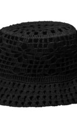 Penelope Hat Black