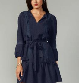 Greylin Barstow Cotton Tunic Dress