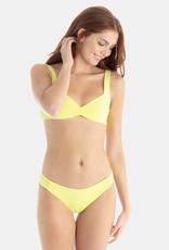 Pia Swim Top Lime