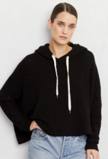 LNA Clothing Cape Hoodie Black